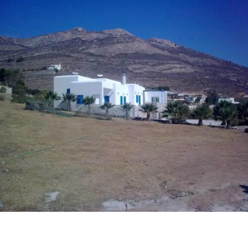 Syros Sunset Apartments and Villa