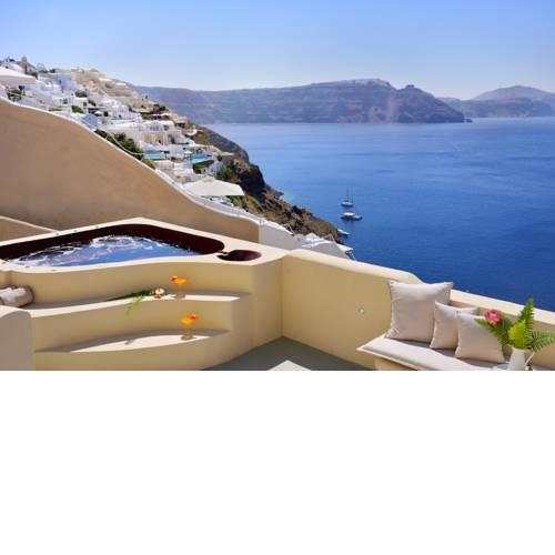 THE A COLLECTION, Oia