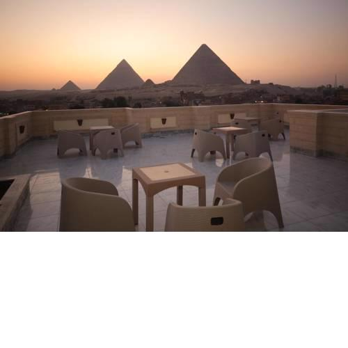 The Lotus Guest House - 3 Pyramids View