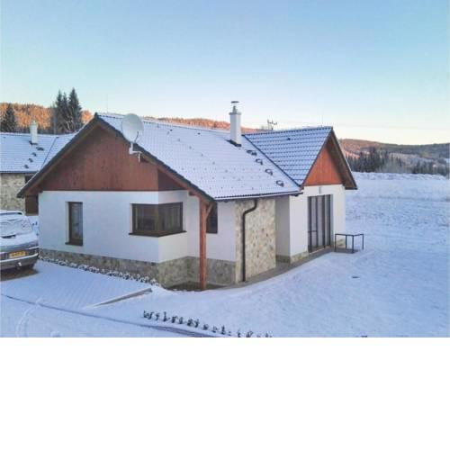 Three-Bedroom Holiday Home in Lipno nad Vltavou