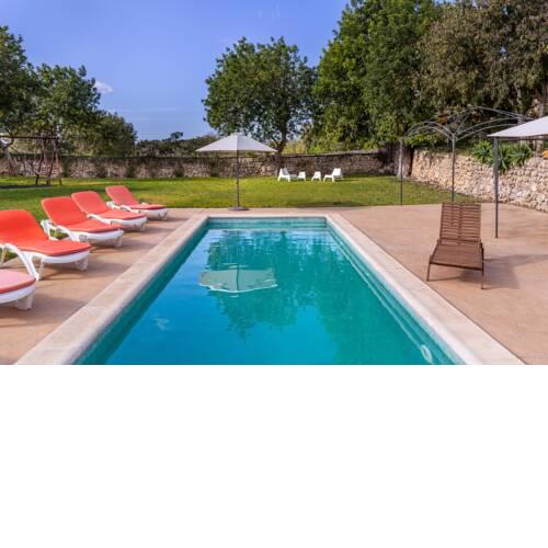 Traditional Mallorcan family villa pool wifi 10pax - a48066