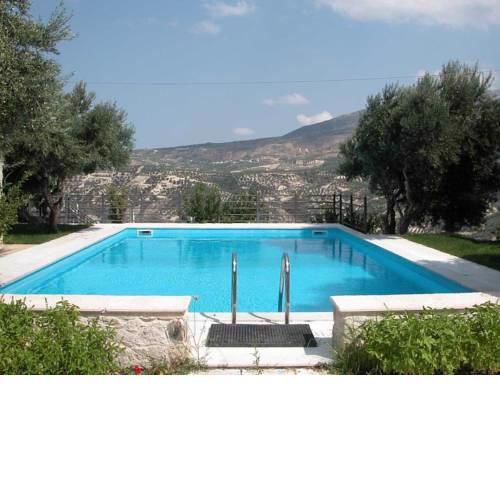 Tranquil Villa in Malades with Private Pool and garden