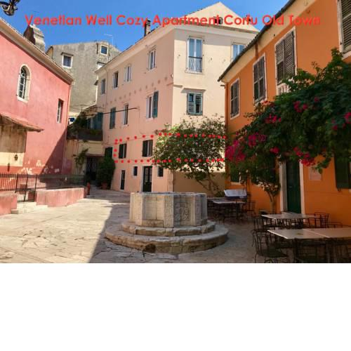 Venetian Well Cozy Apartment Corfu Old Town