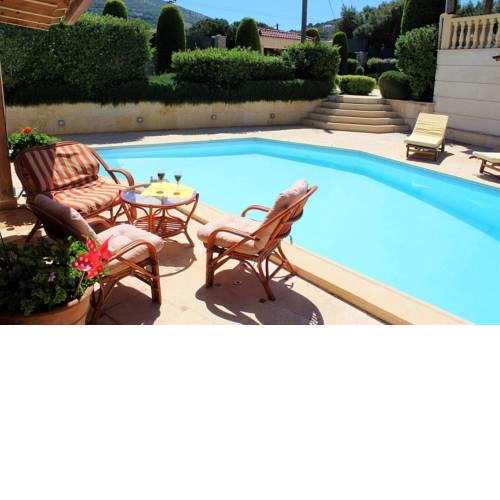Villa AEOLOS with private pool.