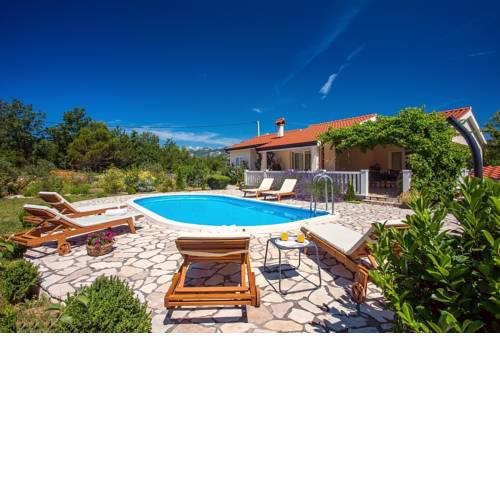 VILLA ANA - 3 bedroom villa with private pool and unspoiled natural environment