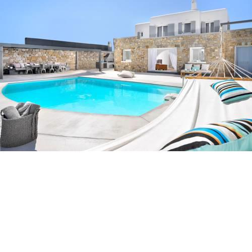 Villa Aqua 2, Private Pool, Gym, Mykonos