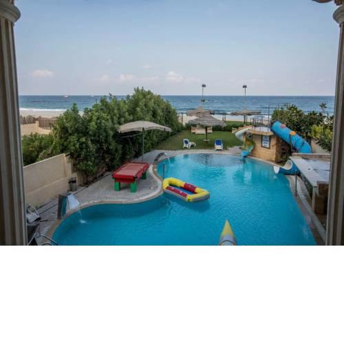 Villa Aqua Park El Tayar1 with Sea View
