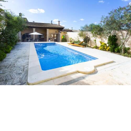 Villa with 3 bedrooms in Maria de la Salut with private pool furnished terrace and WiFi 16 km from the beach