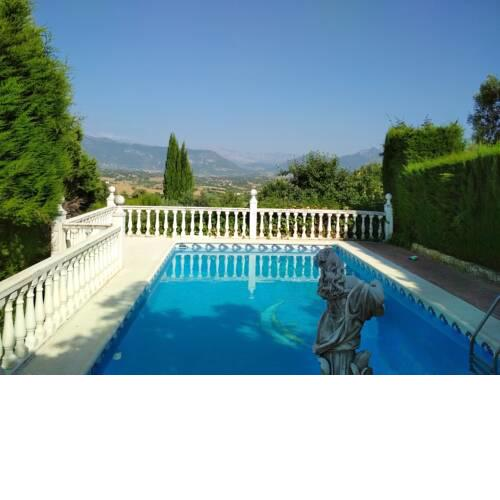 Villa with 4 bedrooms in Prado del Rey with private pool enclosed garden and WiFi