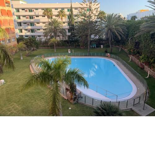 wonderful, lovely & quiet studio in playa del Inglés - WiFi free