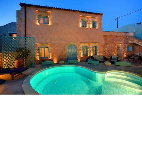 Xirosternion Villa Sleeps 4 Air Con